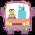 울산버스 logo