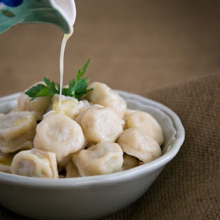 Russian Chicken Pelmeni