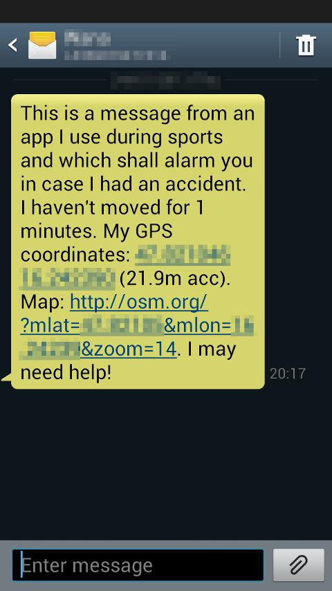 GuardiApp Sports Lifesaver Pro - screenshot