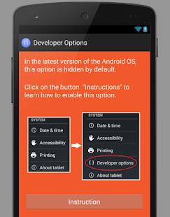 Developer Options - screenshot thumbnail