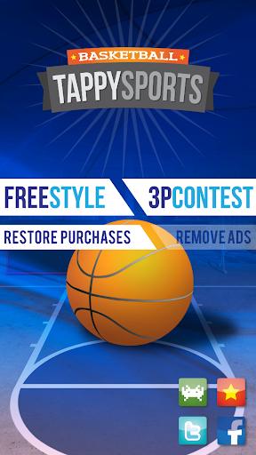 Tappy Sport Basketball NBA Pro Stars 1.6.19 screenshots 3