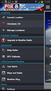 FOX8 Cleveland Weather - screenshot thumbnail