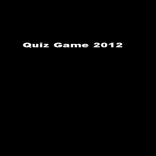 Quiz game 2012