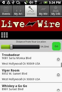 Live Wire - screenshot thumbnail
