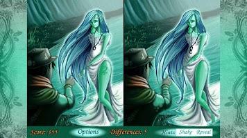 Screenshot of Hidden Differences: Moonlight