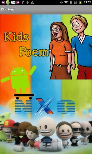Kids Hindi Poems