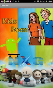Kids Hindi Poems- screenshot thumbnail