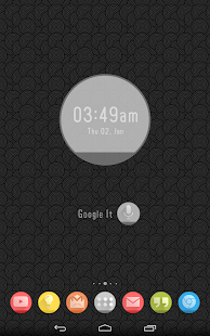 Circlons - Icon Pack - screenshot thumbnail