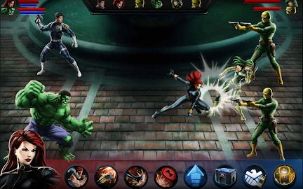 Avengers Alliance Screenshot 7