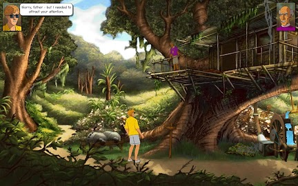 Broken Sword 2: Remastered Screenshot 15