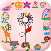 BabyPaint: drawing app