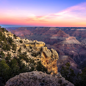 the grand canyon by Emerson Cabaling - Landscapes Mountains & Hills