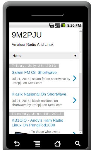 9M2PJU Amateur Radio Blog