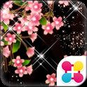 桜幻想 和風壁紙きせかえテーマ