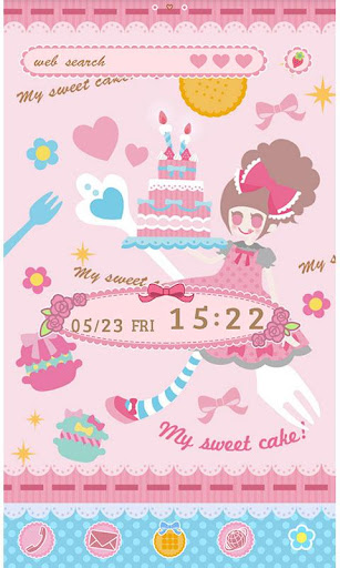 Pop Theme-Sweet Cake- 1.0 Windows u7528 1