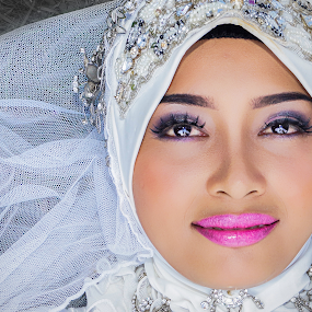 by Cikgu Al - Wedding Bride