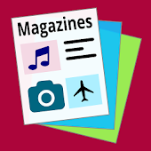 Magazines on Readwhere