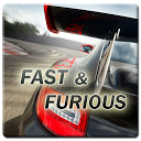 Fast and Furious Race mobile app icon