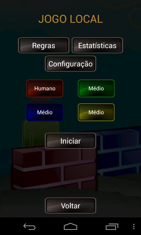 Bloqueio- screenshot