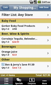 Grocery Pal (In-Store Savings) screenshot 7