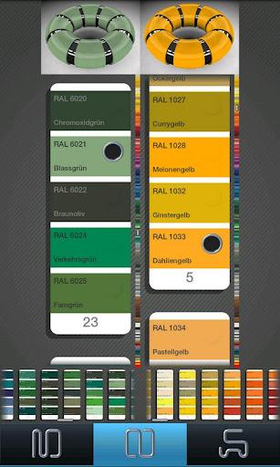 無料工具AppのRALクラシックカラーライト|記事Game