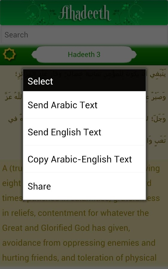 Nahjul Fasahah - English- screenshot