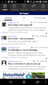 TalkFord.com screenshot 1