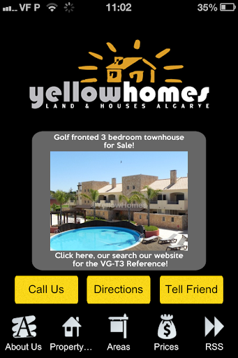 Yellow Homes