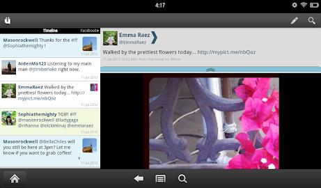 UberSocial for Twitter Screenshot 7