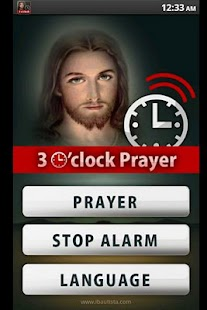 3 o'clock Prayer - screenshot thumbnail