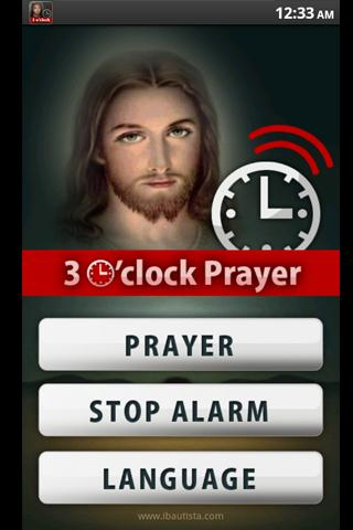 3 o'clock Prayer - screenshot
