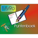 MyRo Puntenboek icon