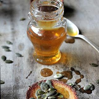 Honey Tea Cakes (Friands).