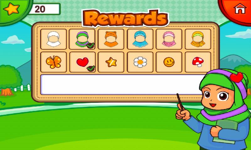 Marbel Belajar Mengaji- screenshot