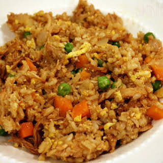 Skinny Chicken Fried Rice.