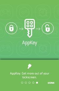 AppKey- screenshot thumbnail