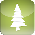 Arbre de Noël HD icon