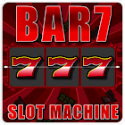 Bar7's Slot Fruit Machine HD icon