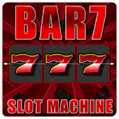 Bar7's Slot Fruit Machine HD