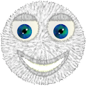 Talking Hairy Ball Free logo
