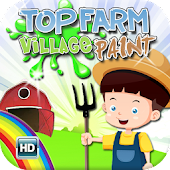 Top Farm Village Paint