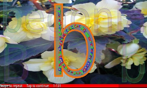 Easy Flower Alphabet 1 FREE- screenshot thumbnail