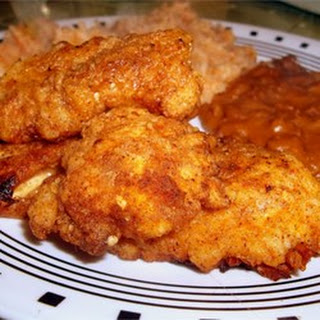 Easy Mexican Fried Chicken