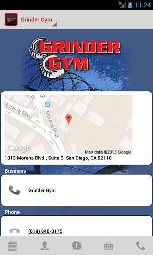 【免費健康App】Grinder Gym-APP點子