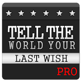 My Last Wish / Bucket List Pro