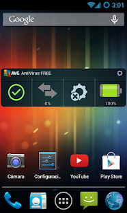 AVG AntiVirus GRATIS - screenshot thumbnail