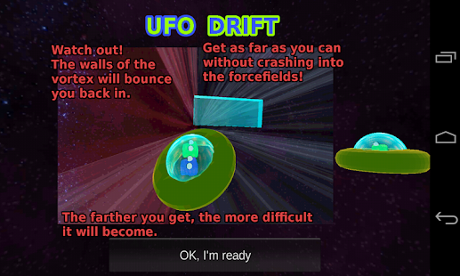 UFO Drift - screenshot thumbnail