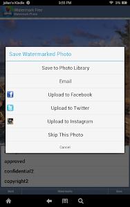 iWatermark v1.2.9