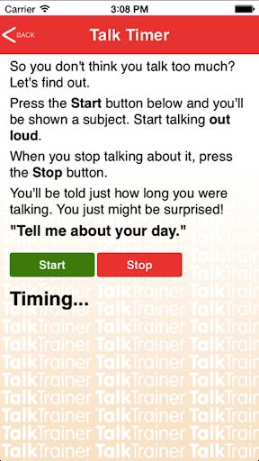 玩社交App|TalkTrainer Conversation Aid免費|APP試玩