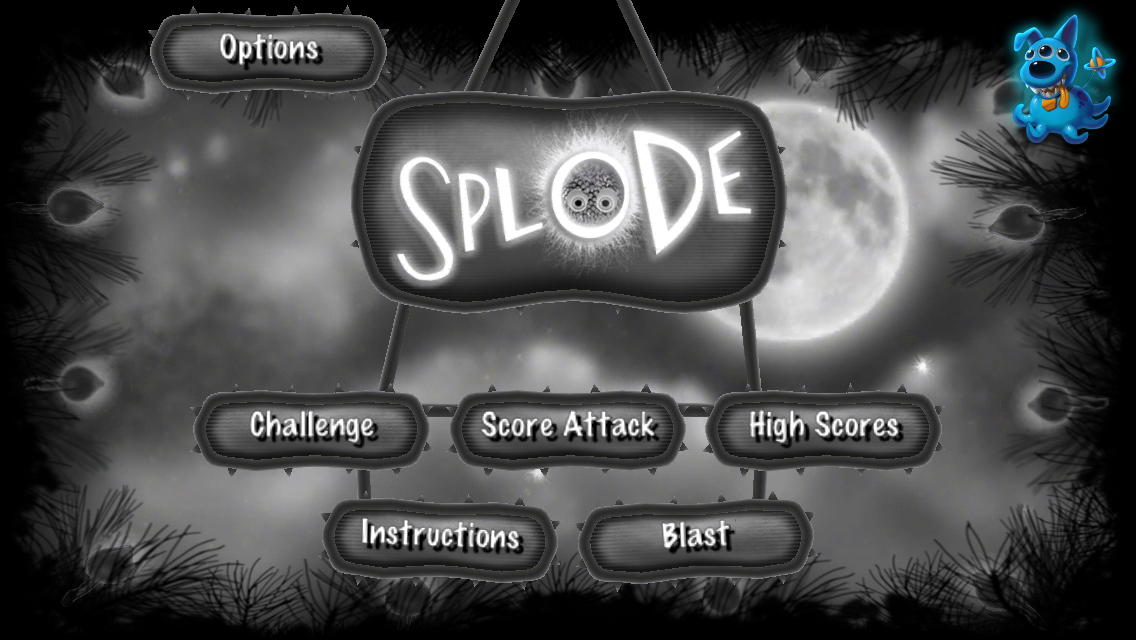 Splode- screenshot